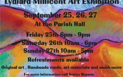 Lydiard Millicent Artists Exhibition – 2015